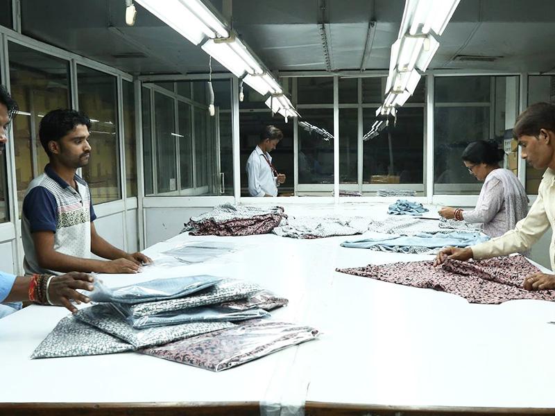 Jay Dee Exports Final Garment inspection